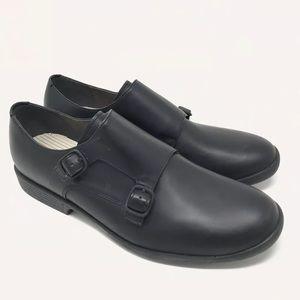 Camper Shoes Bowie Plain Toe Oxfords Monk Strap